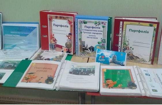 В Греской средней школе прошла серия вебинаров в рамках деятельности школы-лаборатории Кластера НПО