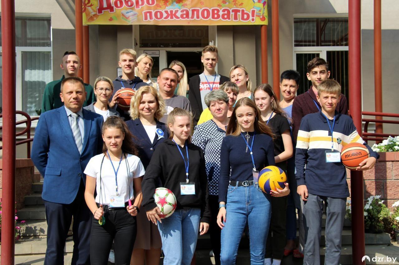 Учителя, спортсмены, аграрии: какие профильные классы работают на Дзержинщине в этом году