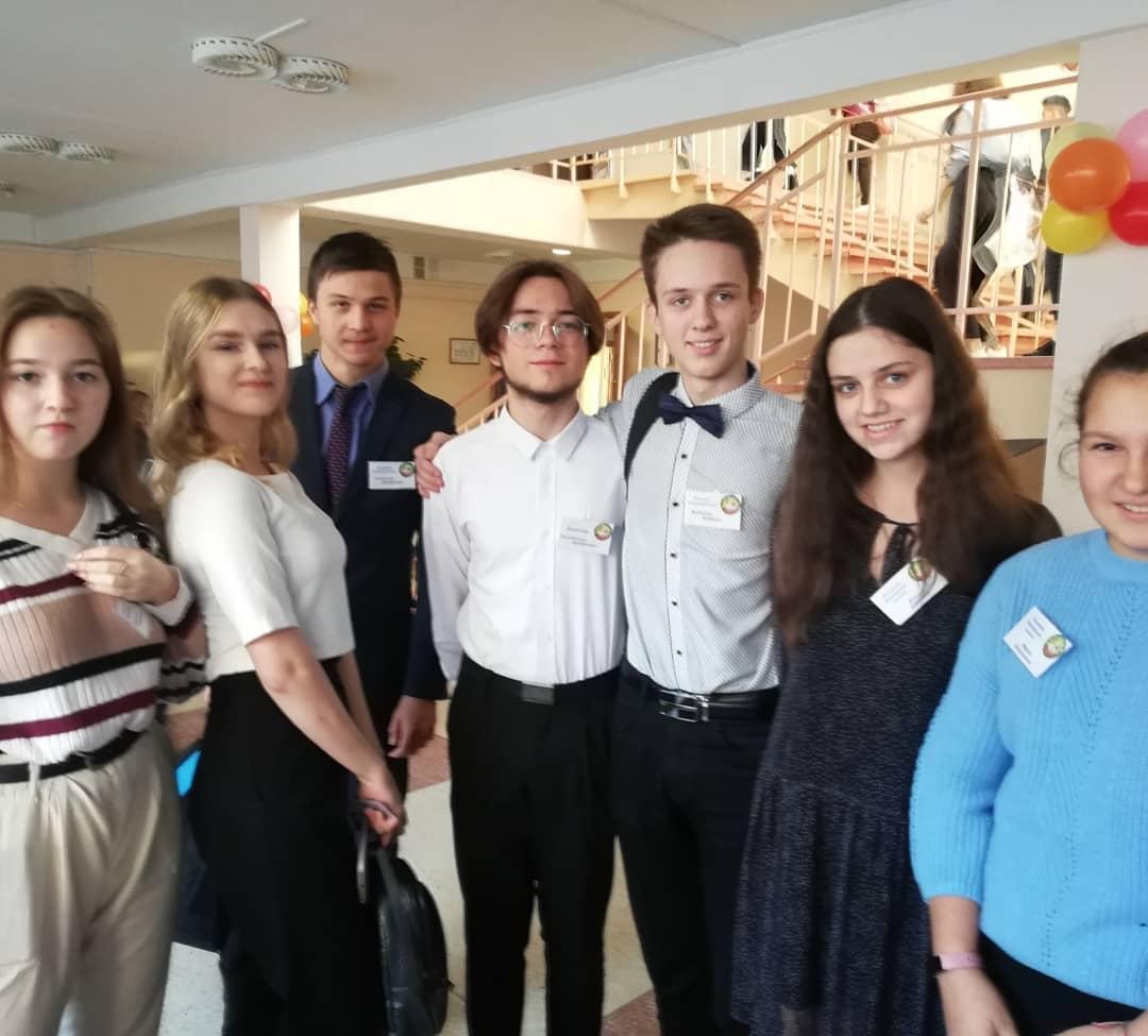 День самоуправления в гимназии 20 г.Минска