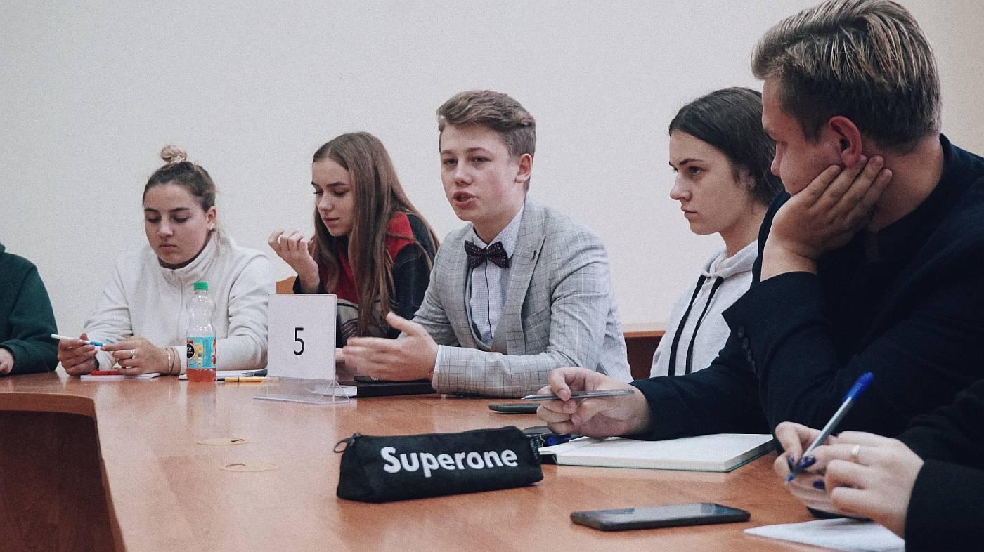 Организационная встреча клуба «ПРОФиль+»
